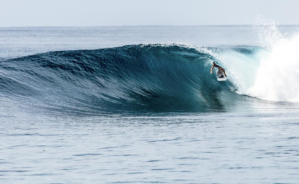 Easy Surf, Six Senses Laamu Maldives