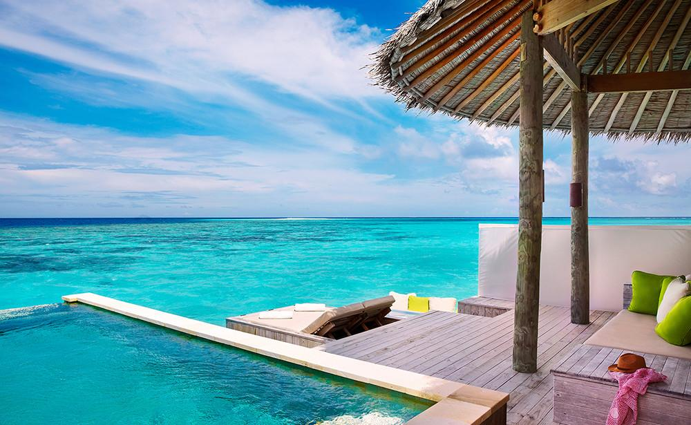 Vip, Six Senses Laamu Maldives
