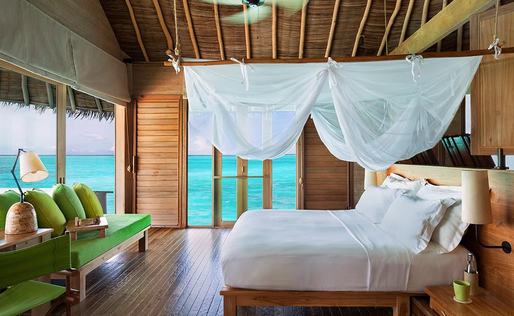 Standard Room, Six Senses Laamu Maldives