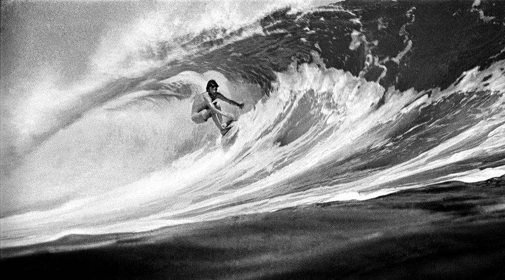 Wayne Lynch, Uluwatu, 1973. PHOTO: Dick Hoole.