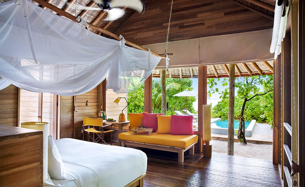 Deluxe Room, Six Senses Laamu Maldives