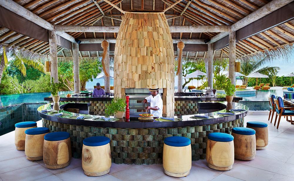 Resort, Six Senses Laamu Maldives