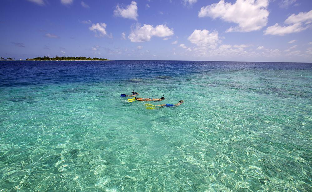 Family Fun Beaches, Six Senses Laamu Maldives