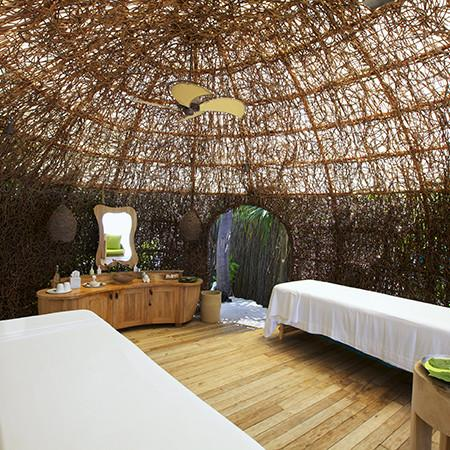 Spa, Six Senses Laamu Maldives