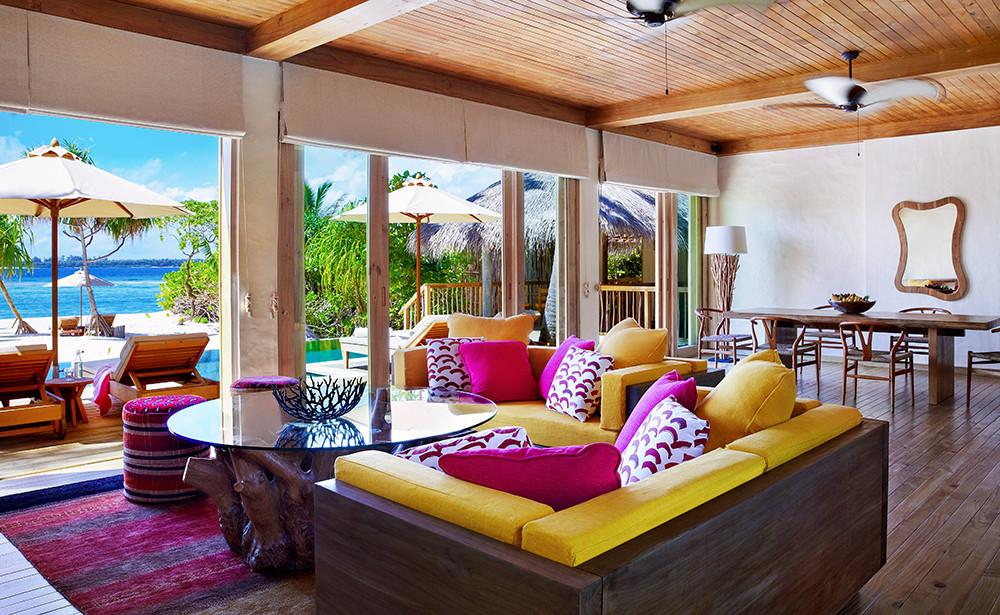 Beautify Luxury Bedrooms, Six Senses Laamu Maldives