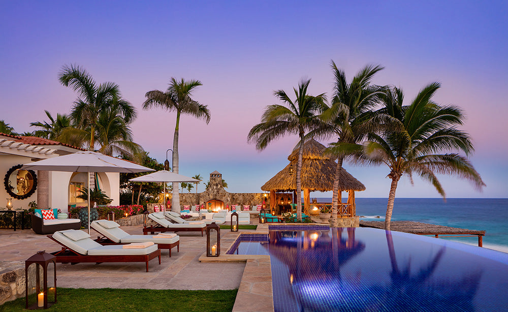 Beaches Hotel, One and Only Palmilla, Los Cabos, Mexico