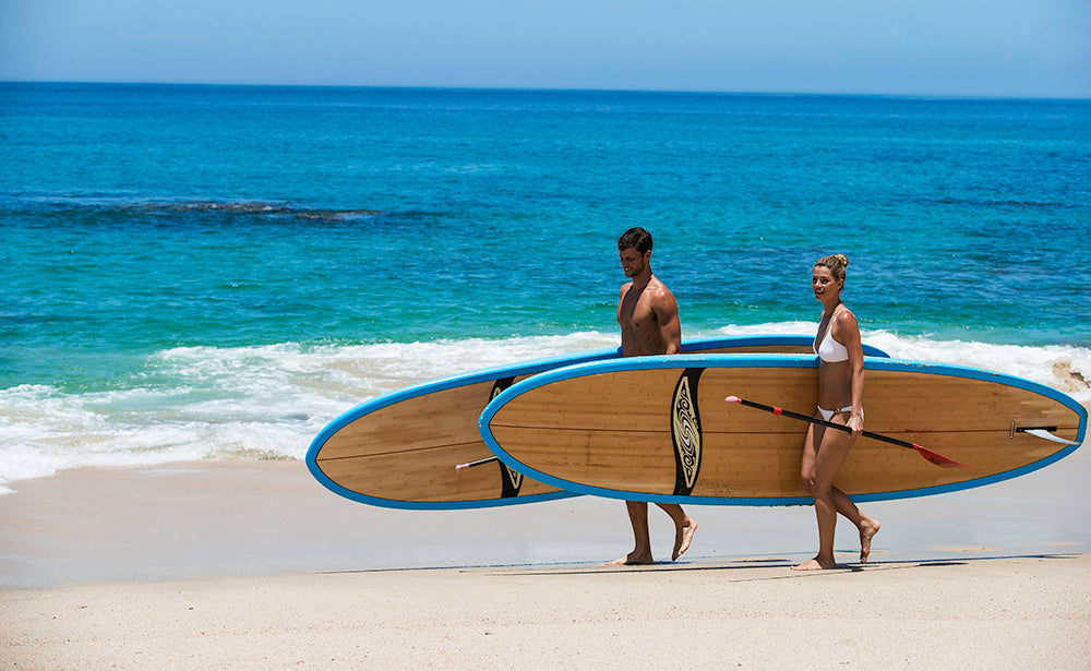 Surfing Park Beach, One and Only Palmilla, Los Cabos, Mexico