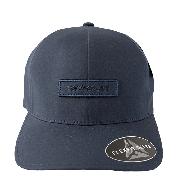Navy Tropicsurf Flexfit Hat