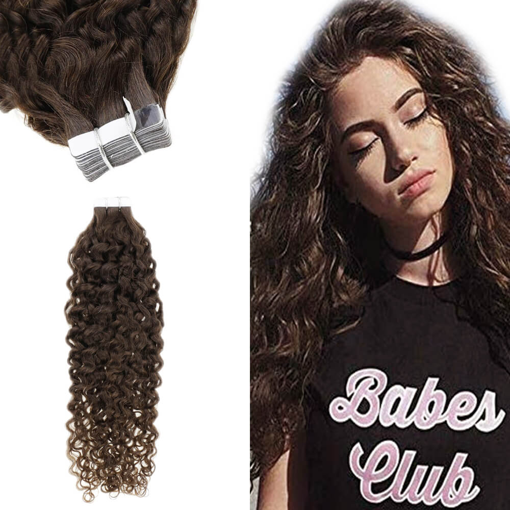NW tape in hair extension