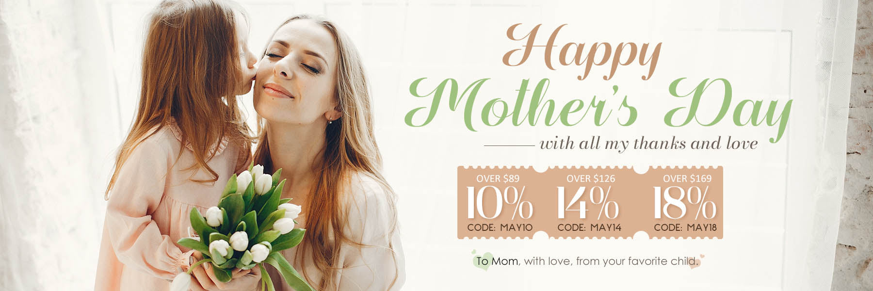 Happy Mother's Day choosing tape in hair for mothers big sale quality healthy hair