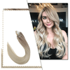 Micro Beads 100%Remy Hair Straight Hair Extensions 1g/s #18/60| LaaVoo - LaaVoo