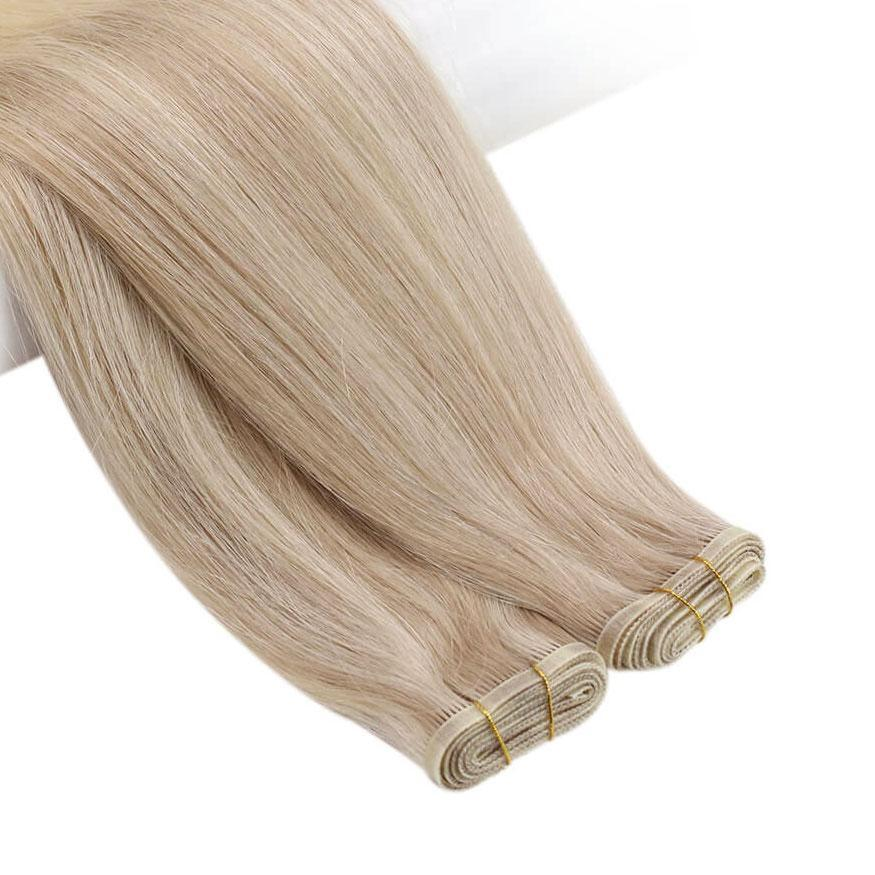 long-lasting hair invisible hair bundles 50g per bundle 100% high quality human hair