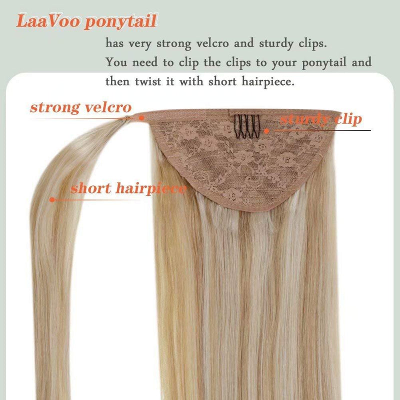 pony tail ponytail extensions wrap around ponytail remy human hair