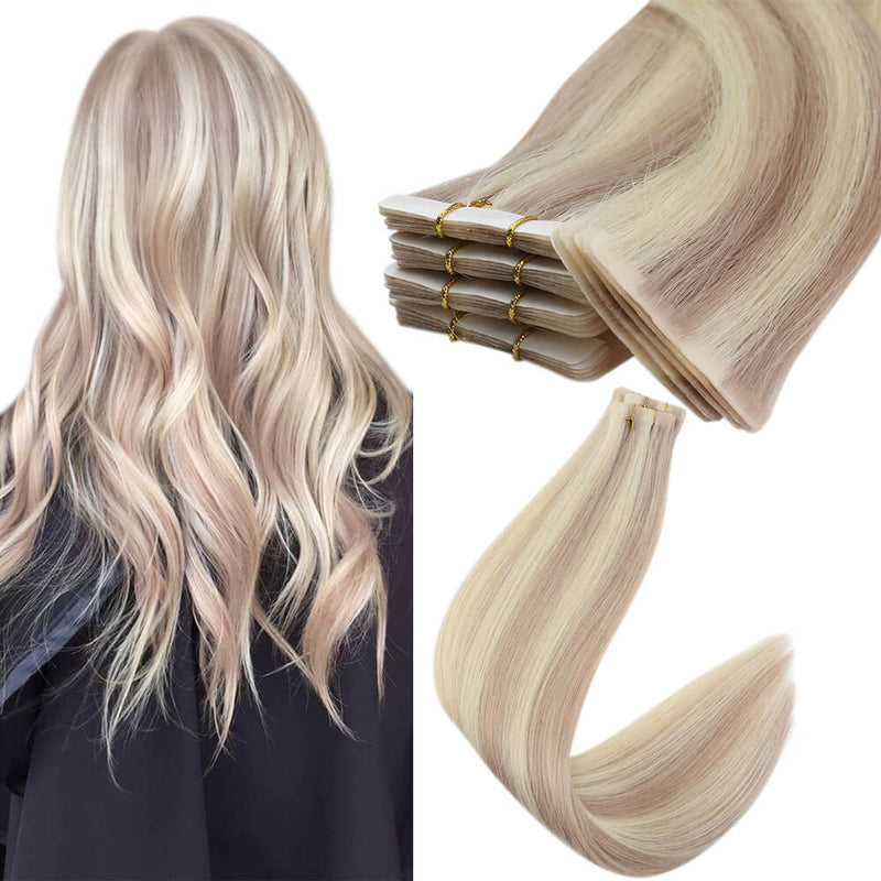 nd tape in human hair naturally look hair blend well color best tape in human hair thick end hair promotion