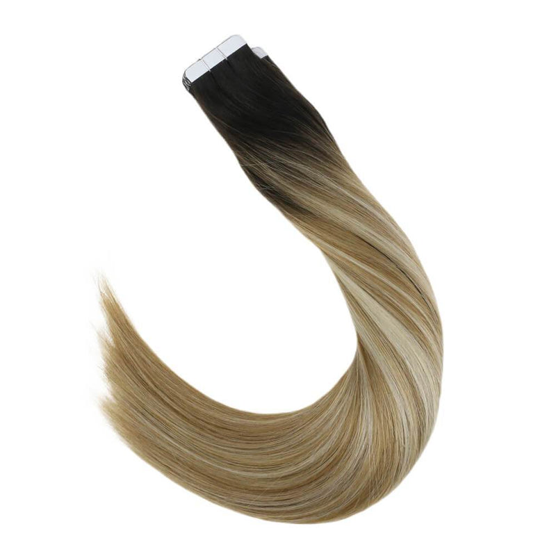 blonde ombre remy tape in hair extensions22 inch black remy human hair tape instape in black blonde extensions ombreremy human hair tape in extensions blackremy ombre tape in hair extensions blonde