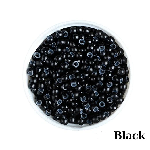Nano Beads Rings for Nano Ring Hair Extensions 200 Beads Per Bag - LaaVoo