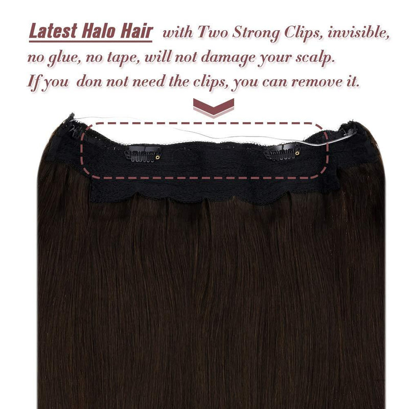 remy layered halo hair invisible wire best halo hair extensions blend well with your hair