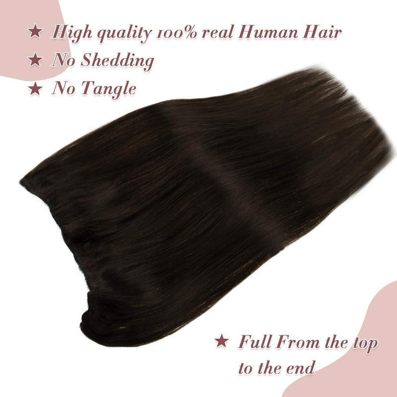 halo hair extensions clip in 100% healthy human hair real human hair easily apply