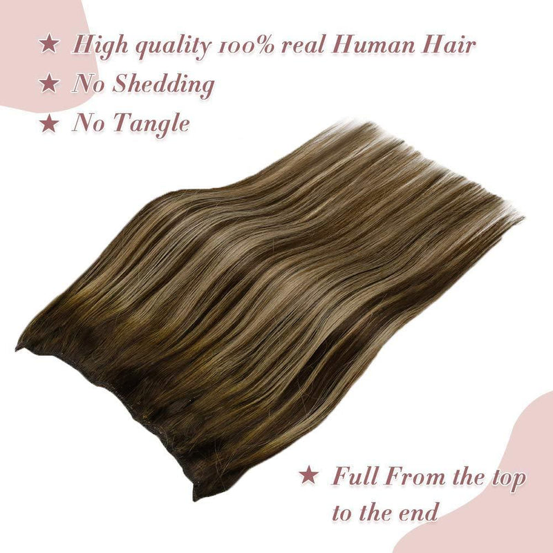 blend well with your hair comfortable double weft easy to apply fish line hair weft one piece