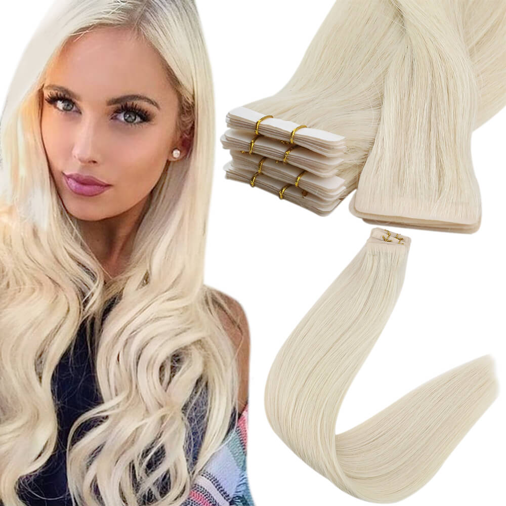 hair extensions skin weft tape in hair best tape in human hair double side tape in hair double side tape ins easy to remove