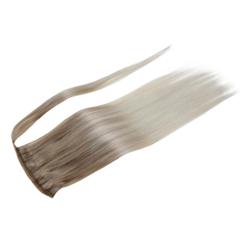 100% real human hair extensions fantasy color
