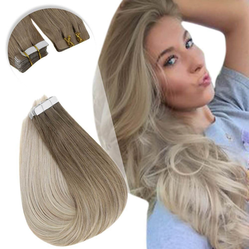 hair extensions skin weft tape in hair best tape in human hair double side tape in hair double side tape ins