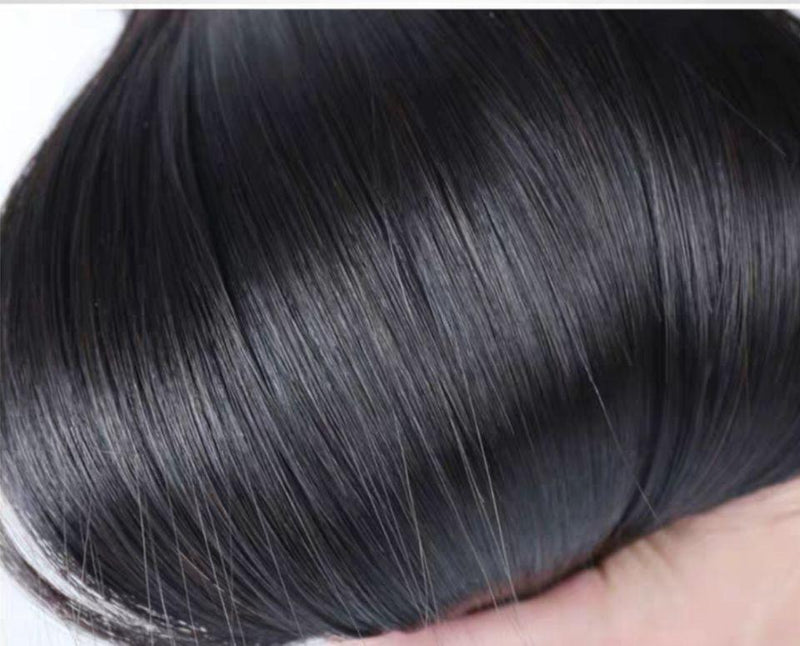 Double Side Glue tape in hair extensions easily apply easily remove hair extensions natural color hair