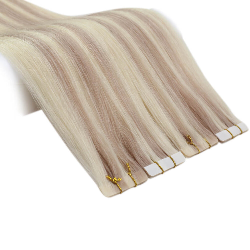 human hair extensions hurtless hair extensions invisible tape in hair lasting long hair permanent human hair