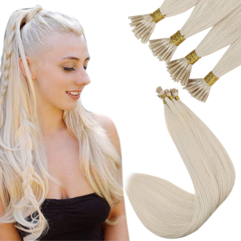 high quality i tip hair extensions virgin quality hair