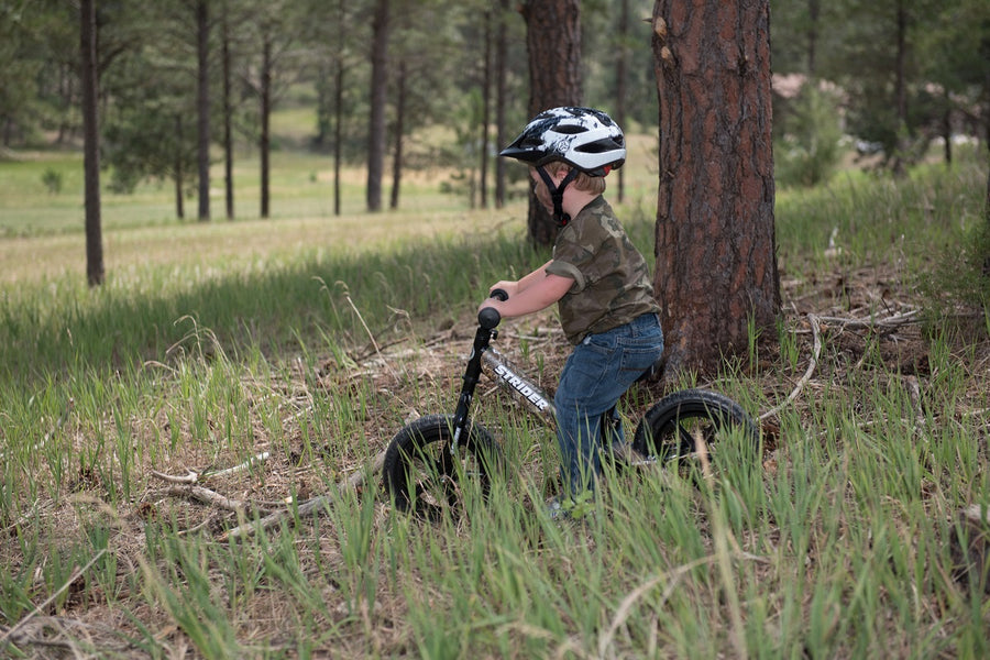 New Realtree® Strider® 12 Custom Balance Bike for Toddlers