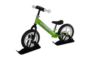 Strider Bike Snow Skis - Balance Bikes Canada