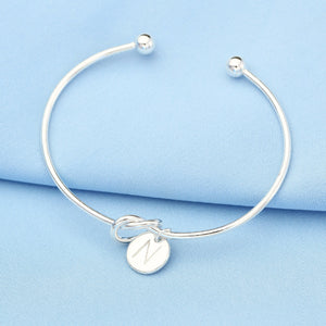 Mon Amour Charm Bangle - Rainbow Cabin