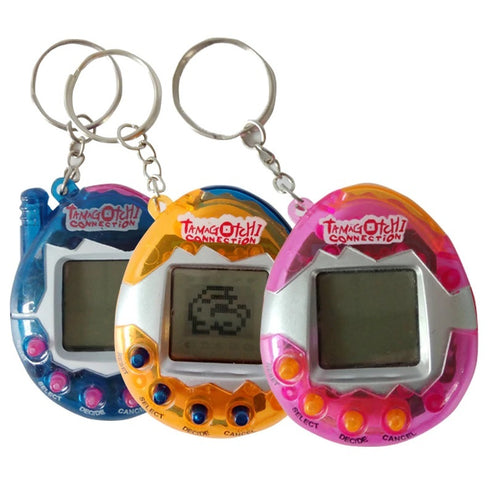 Digital Pet Tamagotchi Connection Toy - Rainbow Cabin