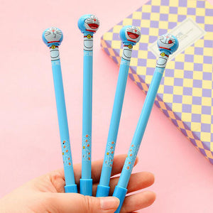Doraemon Gel Pen x 4 - Rainbow Cabin