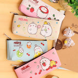 Molang Rabbit Pencil Case - Rainbow Cabin