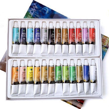 Load image into Gallery viewer, Marie's Art Oil Paint Tubes 12/18/24 Colors - Rainbow Cabin