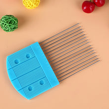 Load image into Gallery viewer, Paper Quilling Craft Comb - Rainbow Cabin