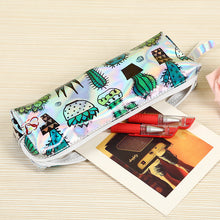 Load image into Gallery viewer, Cute Cactus Plants Pencil Case - Rainbow Cabin