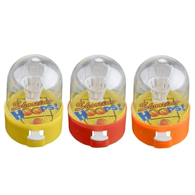 Mini Basketball Anti Stress Toy - Rainbow Cabin