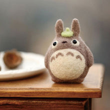 Load image into Gallery viewer, Totoro Felt Craft Kit With Tools - Rainbow Cabin