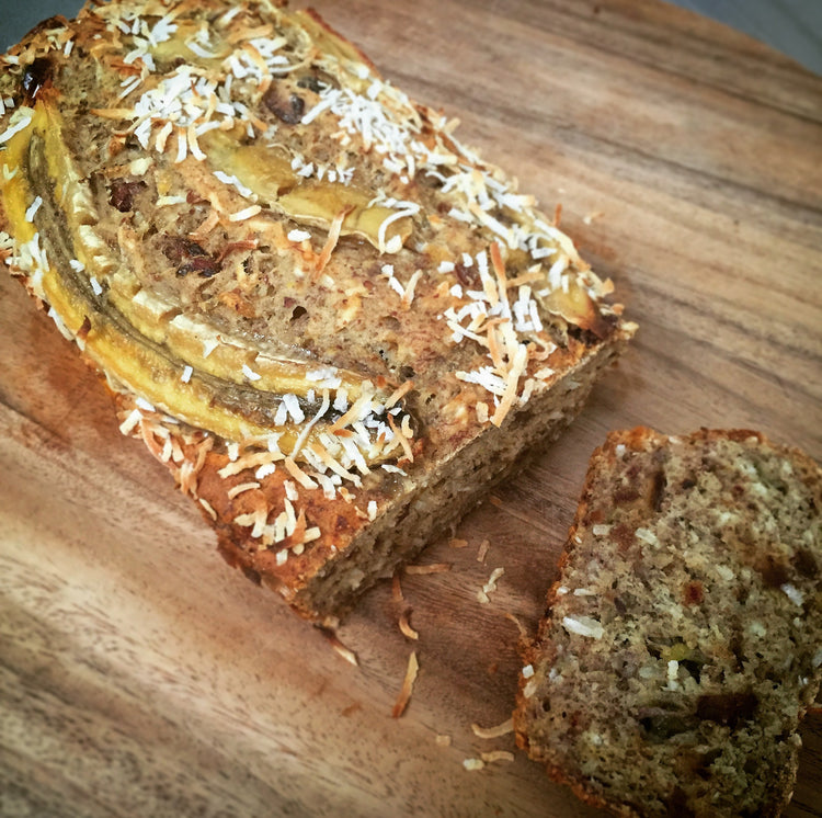 Delicious Vegan Banana Bread