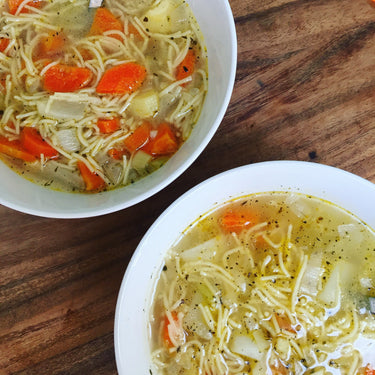 Chicken Flavoured Noodle Soup