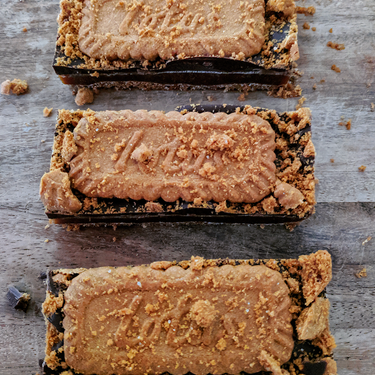 Lotus Biscoff Slice