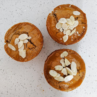 Apple and Cinnamon Muffins (vegan)