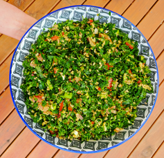 Easy Tabouli Salad
