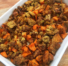 Easy Vegan Dressing (Stuffing)