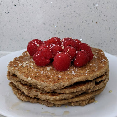 Healthy 5 Ingredient Pancakes
