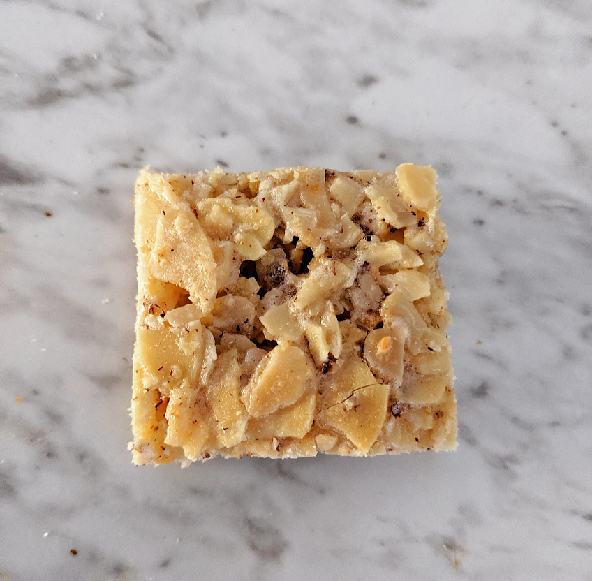 Vegan Almond Slice