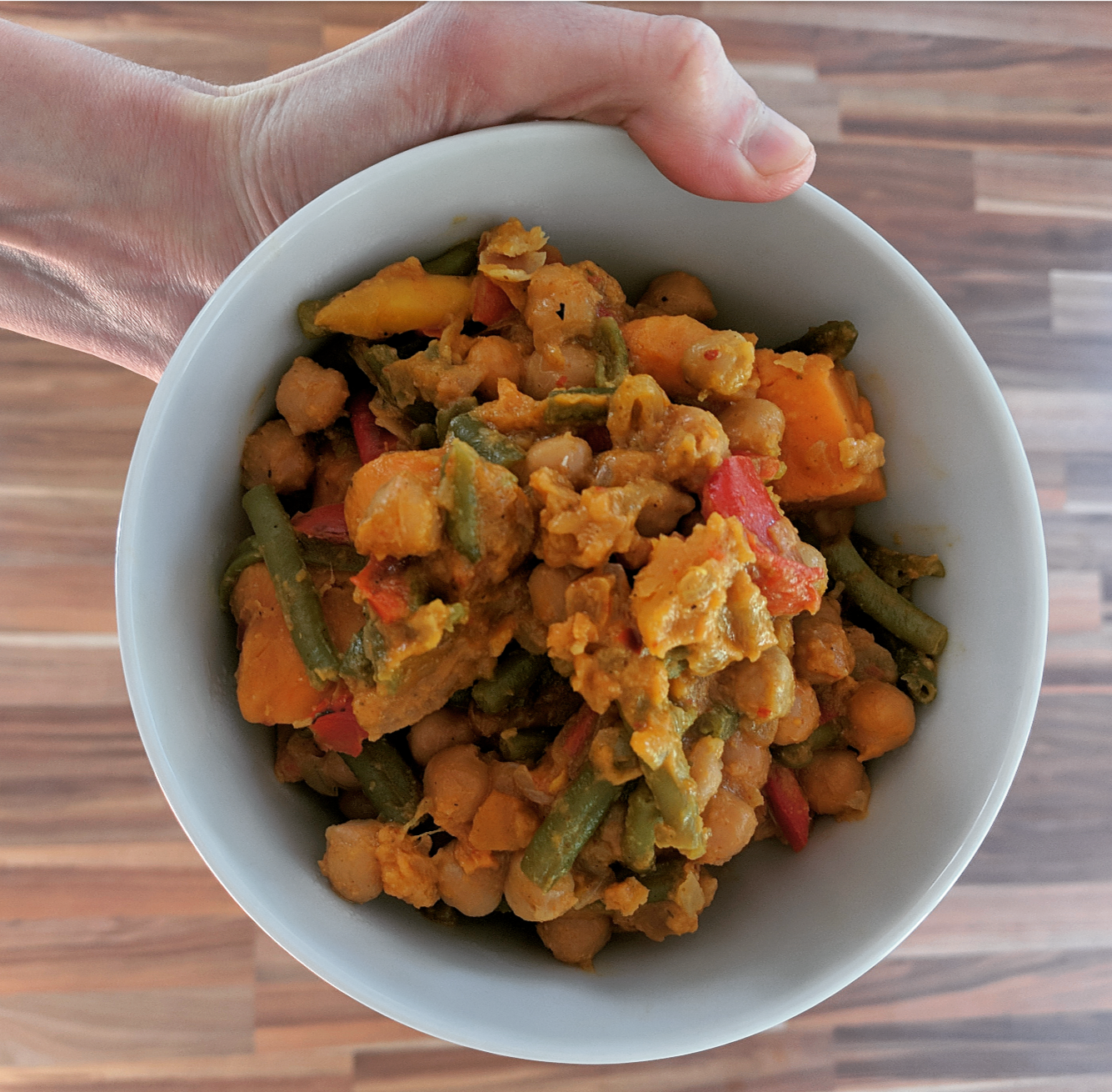 Easy Vegan Curry