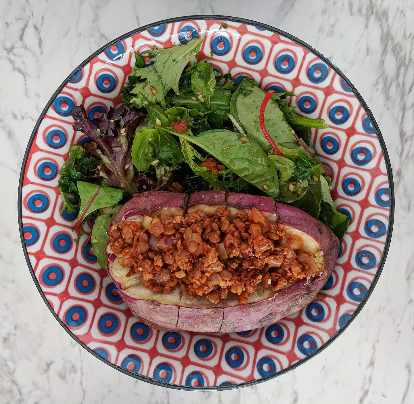 Vegan walnut mince